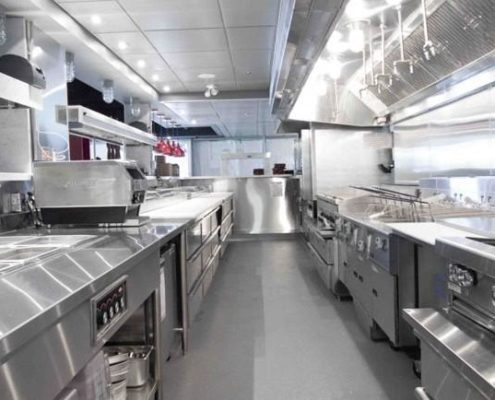 Commercial Kitchen Appliances for Technician role