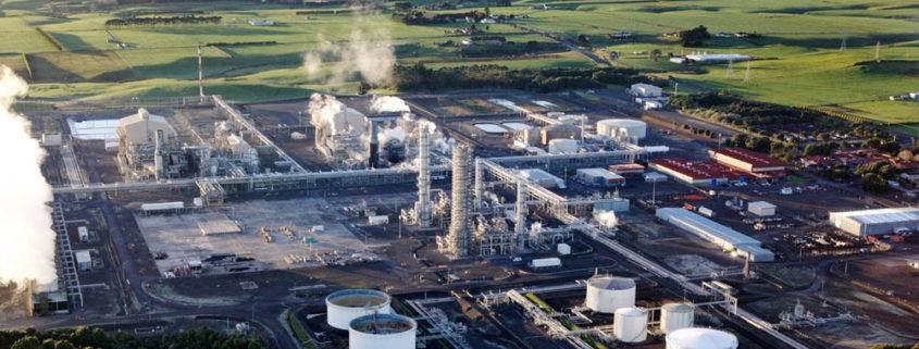Oil and Gas facilities shutdowns