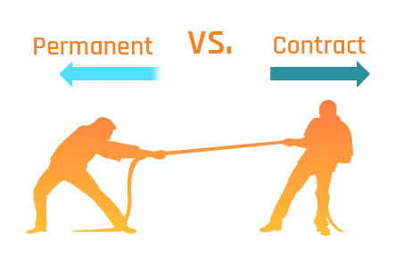 Permanent-VS-Contract