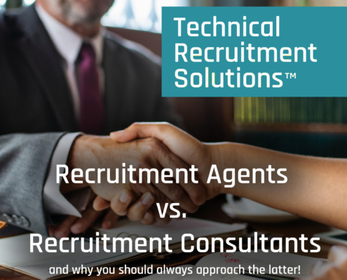Recruitment Agents vs Recruitment Consultants