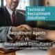 Recruitment Agents vs Recruitment Consultants