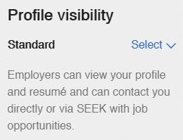 Profile-Visibility