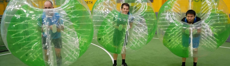 Bubble-Soccer